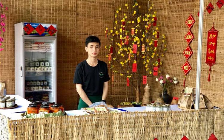 Dầu dừa Nhân Thùy tại hội chợ FOODEXPO 2018